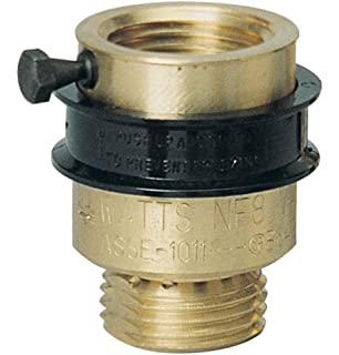 Amazoncom 009QT 34 inch Reduced Pressure Zone Backflow