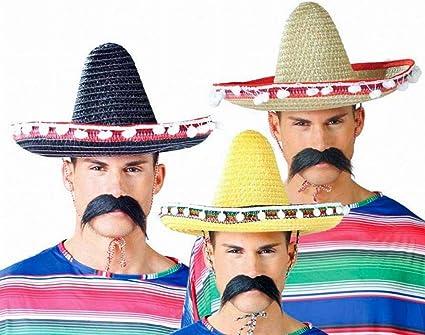 Sombrero Mejicano 45 cm en varios colores  Amazon.es  Juguetes y juegos 1347f1e46c1