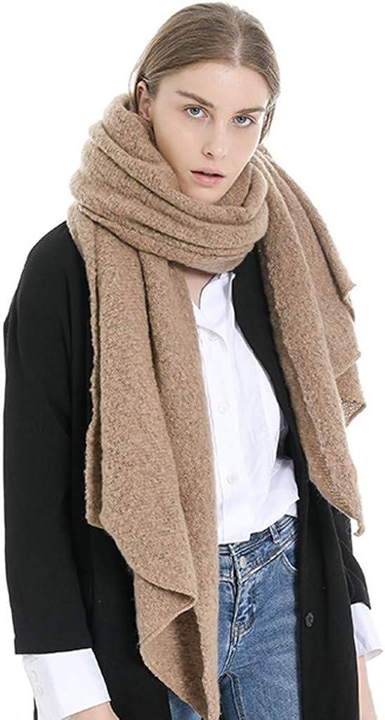 Women Winter Warm Solid...