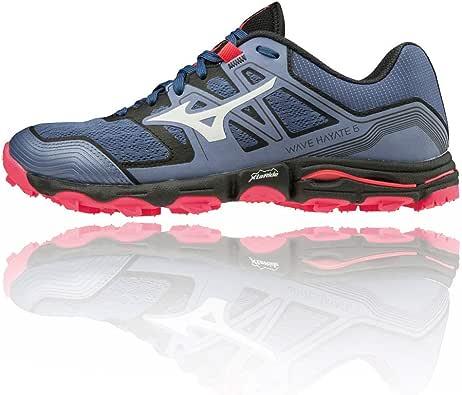Mizuno Wave Hayate 6, Zapatillas para Carreras de montaña Mujer, 43: Amazon.es: Zapatos y complementos