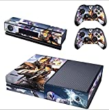 Lucky Store New Destiny The Taken King Legendary Edition Skin Decal Skin Stickers for Xbox One and Kinect and 2 Controllers Skin Covers