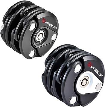 Dreamitpossible - Candado de Seguridad para Bicicleta (antirrobo ...
