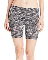 FLEX Seamless & Smooth Lightweight Extended Length Biker Shorts