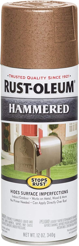 Rust-Oleum 210849 Stops Rust Copper Spray Paint