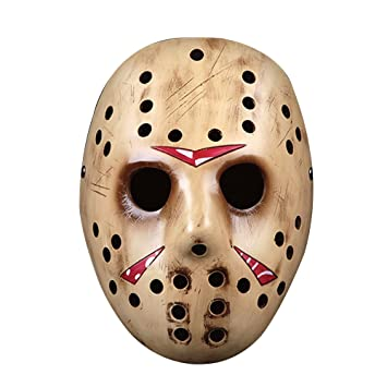 alxcio Halloween Mask Harz Film Edition Thema Collector Maske ...