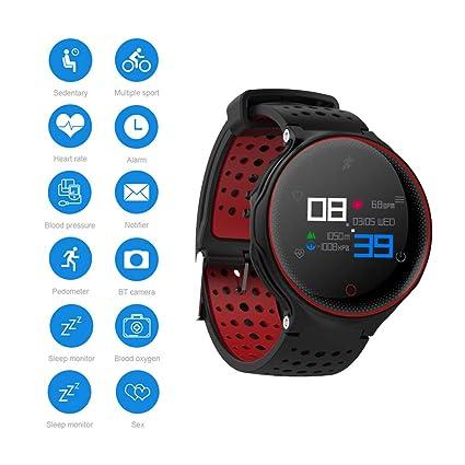 XBTECH Bluetooth Smartwatch,Perseguidor Impermeable De La ...