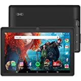 7 inch Tablet Google Android 10.0 Quad Core 1024x600 Dual Camera Wi-Fi Bluetooth 16GB Play Store Netflix Skype 3D Game…