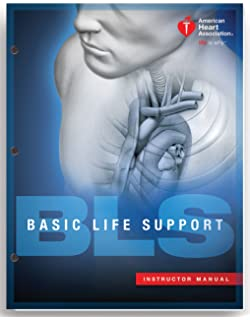 bls for healthcare providers student manual basic life support