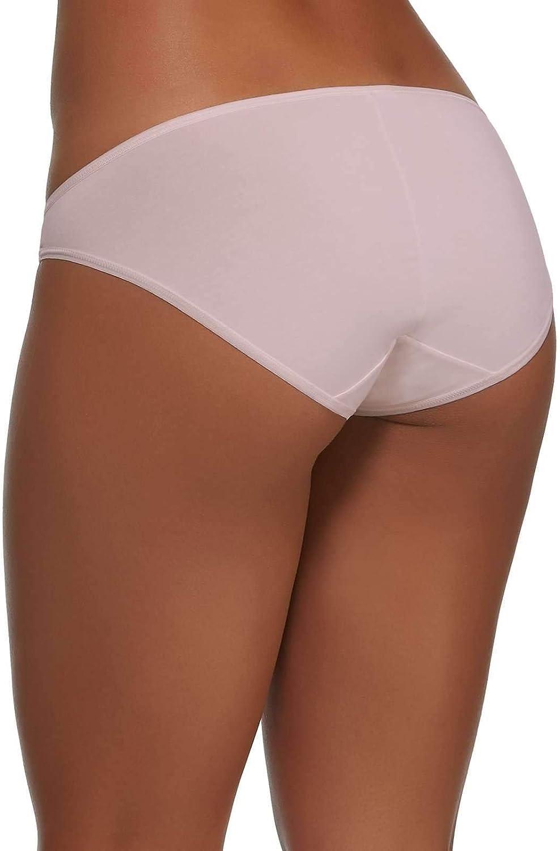 Panty Felina No Show Coverage Anti Piling Sublime Bikini