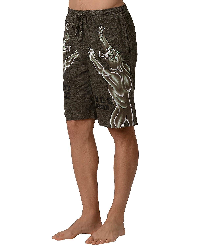 Ed Hardy Men's soft knit Sleep Lounge Pajama Shorts
