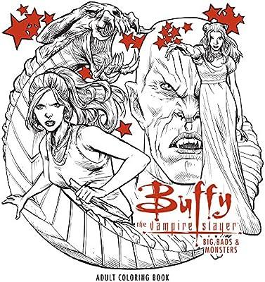 Amazon Com Buffy The Vampire Slayer Big Bads Monsters Adult