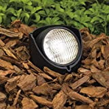 Kichler 15488BK One Light In-Ground