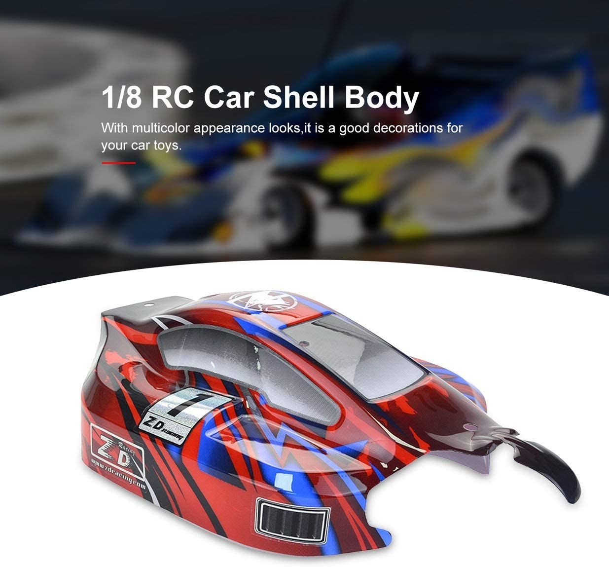 Spielzeug Chassis & Ersatzteile sumicorp.com Timetided RC On-Road ...