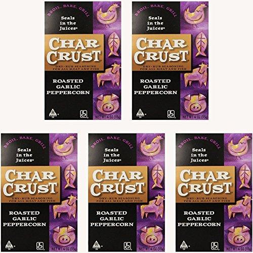 Rstd Garlic (Char Crust Rub Rstd Grlc Ppprcrn)