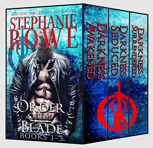 (Order of the Blade Boxed Set (Books 1-3))