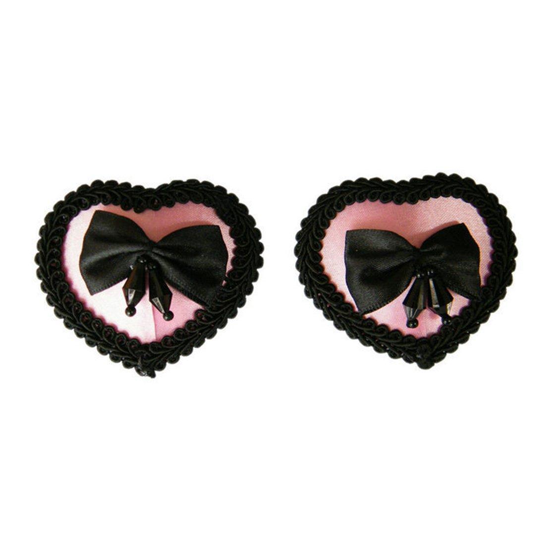 Czj-Innovation® Reusable Breast Petals Bow-tie Pasties for Women KAYA-ABRNC-106-01