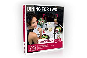 1ab139e0c319 Buyagift Dining for Two Gift Experiences Box - 725 gourmet gift experiences  from afternoon tea to