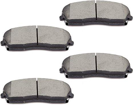 2006 2007 2008 For Dodge Magnum Front Ceramic Brake Pads SRT8