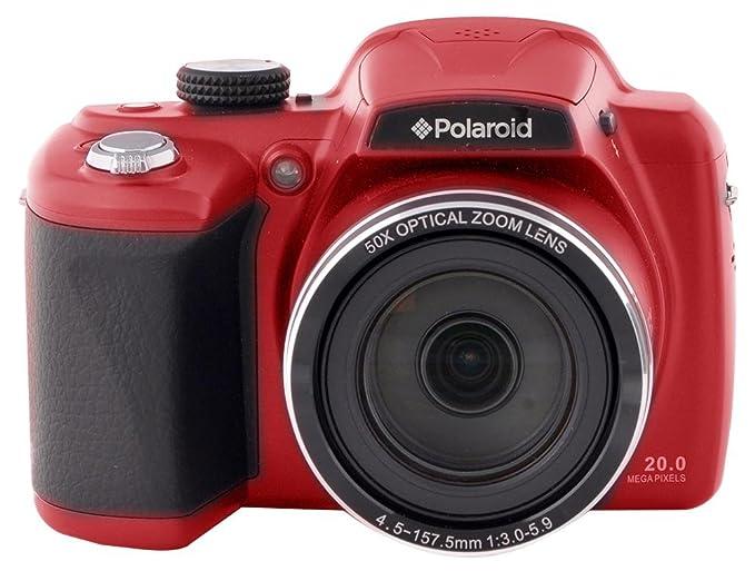 Polaroid 50 x Zoom Puente cámara – Digital Estilo SLR con Zoom ...
