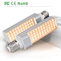 Relassy 45W LED Pflanzenlampe (F-45W)
