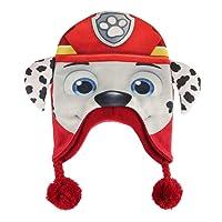 Paw Patrol 2200001838–Marshall personaggio Junior Beanie con effetto 3D orecchie