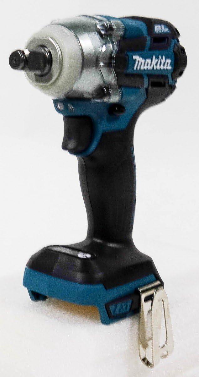 Makita DTW285Z 2800RPM 18V Azul-Atornillador de impacto (18 V, Ión de litio, 79 mm, 147 mm, 249 mm, 1,7 kg), 0 W, Small