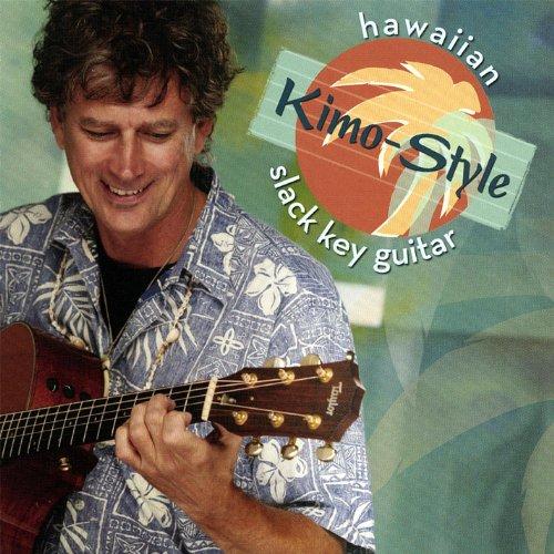 Hawaiian Slack Key Guitar-Kimo...