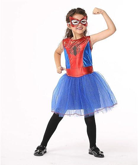 ROCK1ON Disfraz de Película de Marvel Spiderman para Niños ...