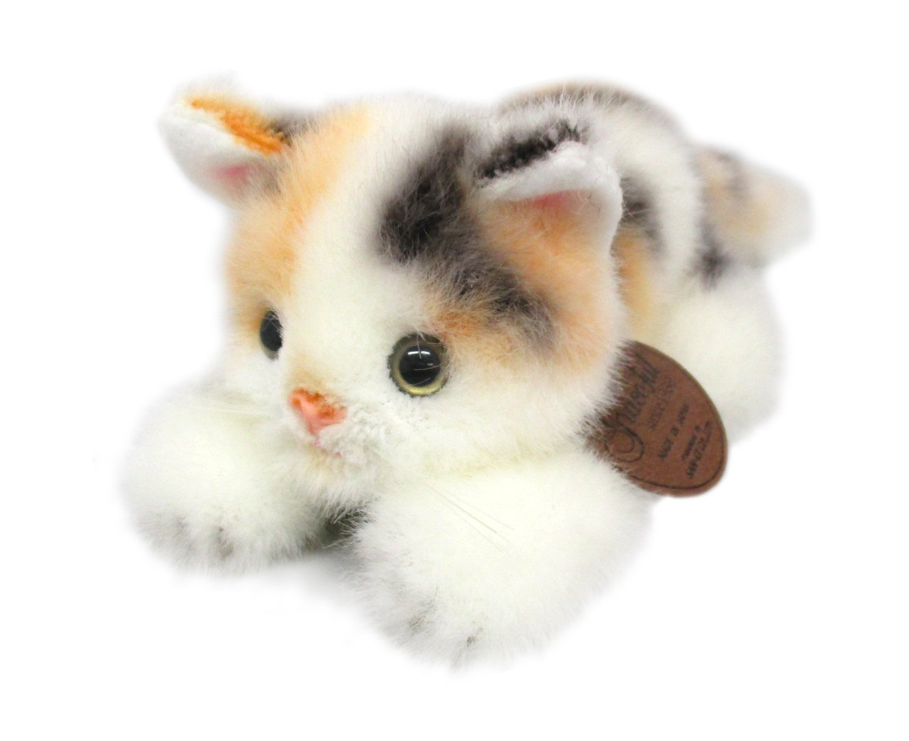 Graceful recovery time kitten crawl Mike mere plush height 9 cm-NET Japan