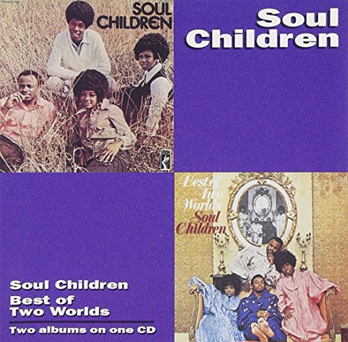 UPC 025218882422, Soul Children / Best Of Two Worlds