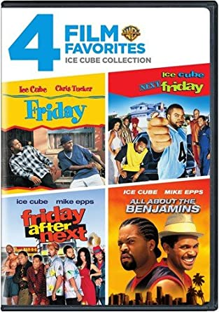 Amazoncom 4 Film Favorites Ice Cube All About The