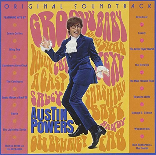 Austin Powers: Original Soundtrack (Outlet Clinton)