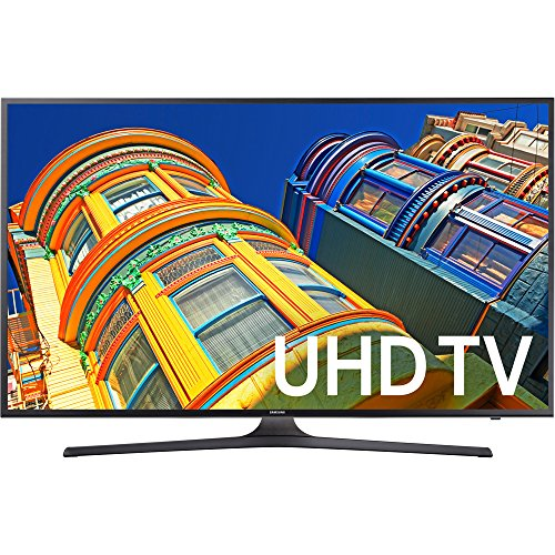 Samsung UN70KU6300 70-Inch 4K Ultra HD Smart LED TV (2016 Model) (39 Inch Hd Smart Tv compare prices)