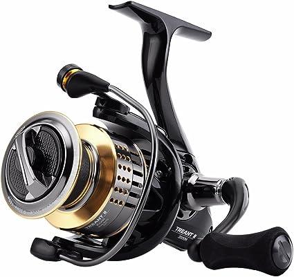 11BB Ball Bearing Saltwater Freshwater Spool Spin Spinning Fishing Reel 5.0:1
