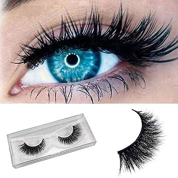 Women Big False Eyelashes Fashion Make Up Natural Eye Lashes Extension Growth 5