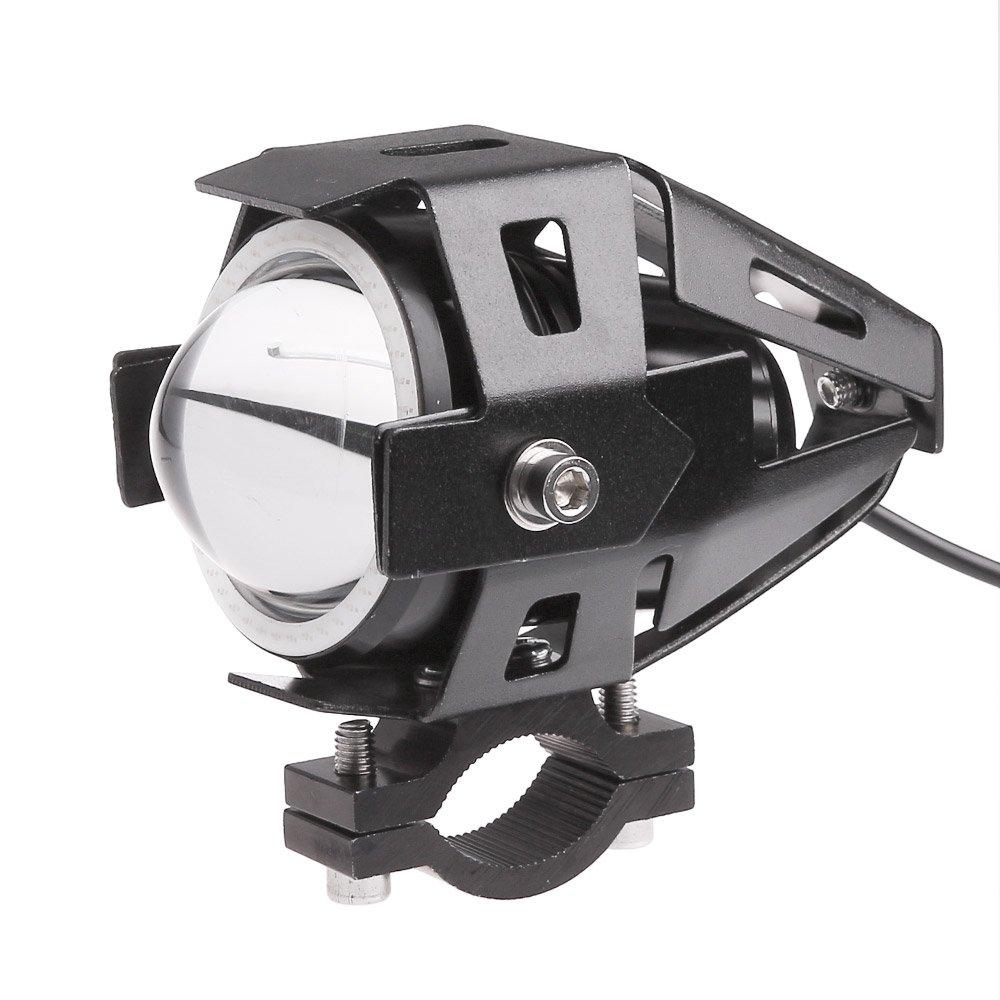 tioodre 2pcs U7/CREE Auto Moto faros LED Cree Niebla U7/LED delantero Spot Light DRL PLEINS FEUX conducci/ón luz de d/ía c/írculo