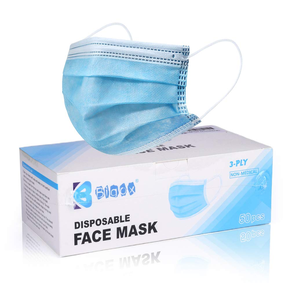 Bigox Disposable Face Mask Review