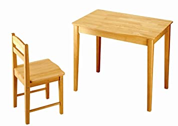 Pintoy Executive Table and Chair: Amazon.co.uk: Kitchen & Home