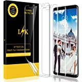 LK [3 Pack] Screen Protector for Samsung Galaxy S9, [HD Clear Anti-Bubble][Anti-Scratch] Case Friendly with Lifetime Repalcement Warranty