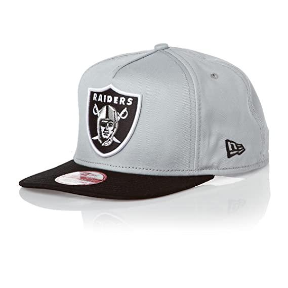 ba407986efe New Era Cap Co. Boys Oakland Raiders Snapback Cap  Amazon.co.uk ...