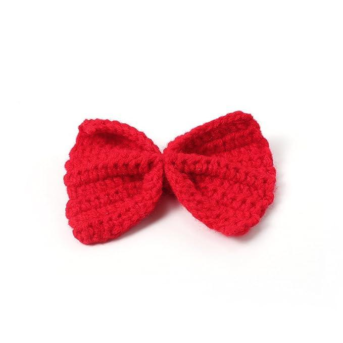 Kinder Baby Strick Mütze Fotoshooting Neugeborene Muster Design Hut ...