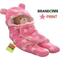 BRANDONN Sleeping Bag for Babies (Pink)
