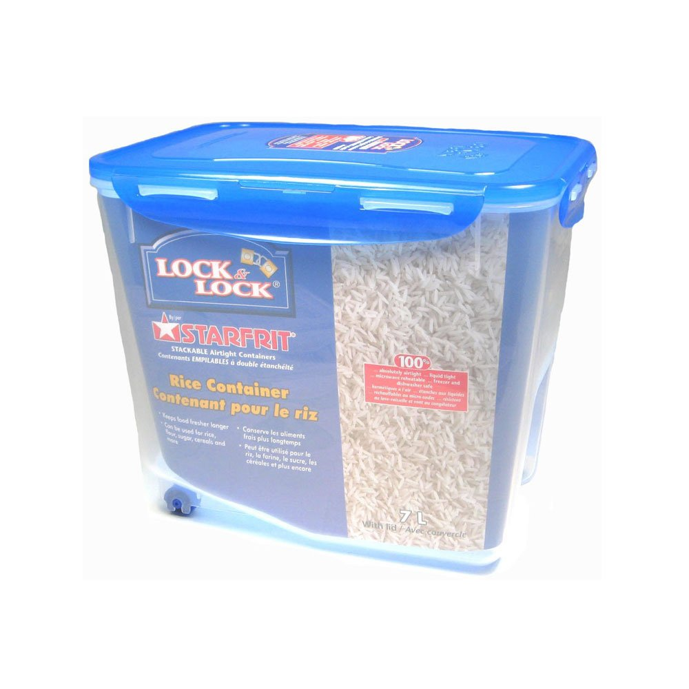 Lock & Lock 7L Rice Container Lock & Lock by Starfrit 94847