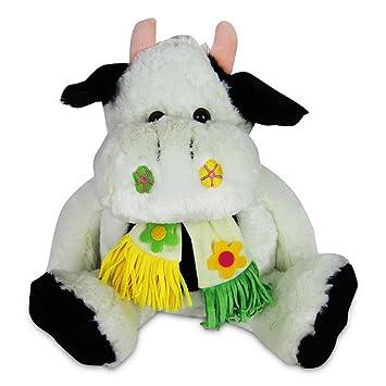 4 x HC de Comercio 916672 Vaca de peluche Luisa plástico vaca vaca de peluche plástico
