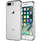 iPhone 7 Plus case,ANGTUO iPhone 7 Plus Case Soft TPU Cover Ultra Thin Transparent Crystal Clear Protective Case for iPhone 7 plus,5.5 inch