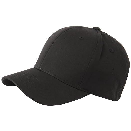 b023fe4923c RaOn G57 Men Spandex Empty Plus Size XL XXL Flex Big Ball Cap Baseball Hat  Truckers