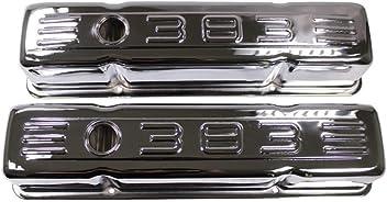 SBC Valve Covers Chevelle Camaro Nova 58-86 283-400 PR