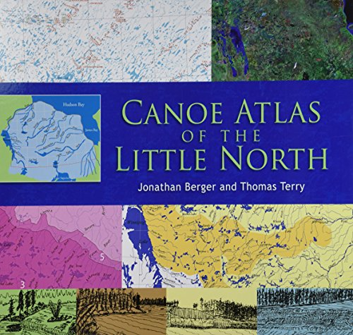 Canoe Atlas of the Little - Ontario Map Mills