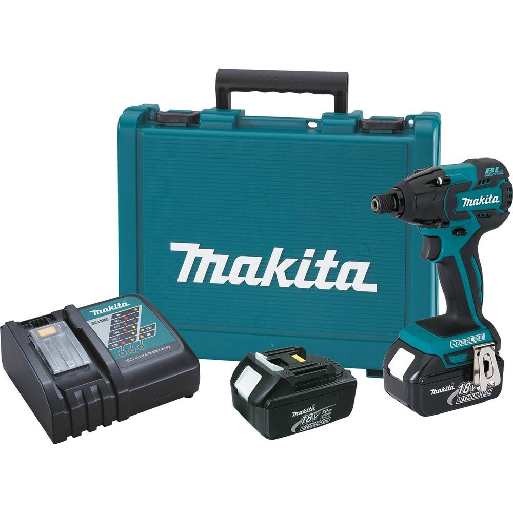 Makita LXDT08 18-Volt LXT Lithium-Ion Brushless Impact Driver Kit Discontinued by Manufacturer