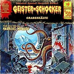 Grabeskälte (Geister-Schocker 50)